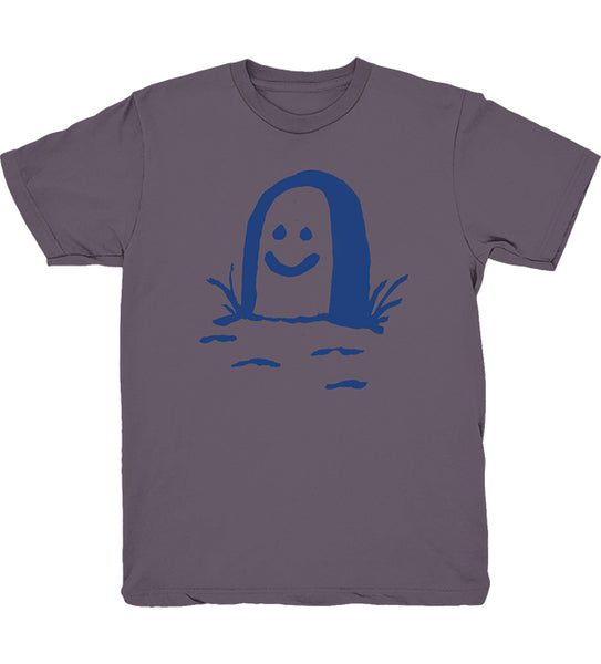SMILEY GRAVEYARD T-SHIRT