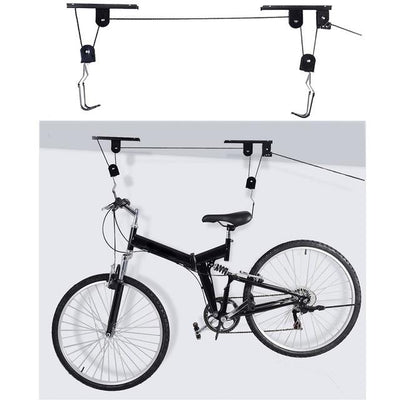 Bike Hanger Pulley Rack