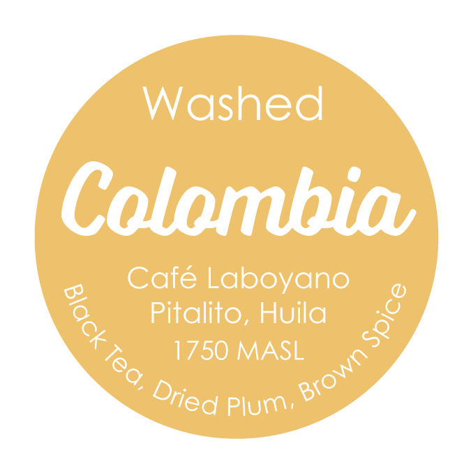 Colombia Café Laboyano