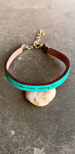 """Hike More Worry Less"" Bracelet"