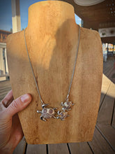 Fossilized Ivory Turtle Necklace