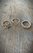 Double Band Ring