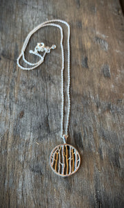 Aspen Tree Necklace