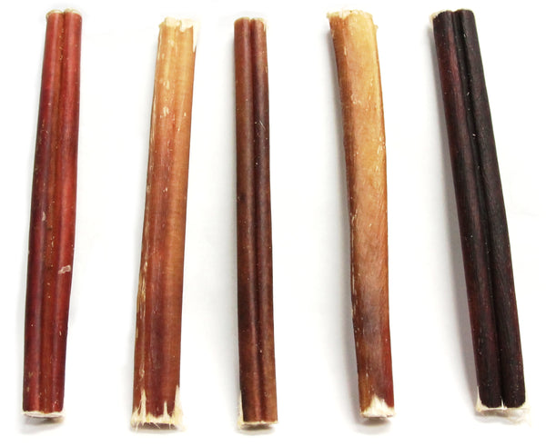 "6"" Standard Bully Sticks - Odor Free (Bulk)"