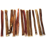 "6"" Skinny Bully Sticks - Natural Scent (Bulk)"