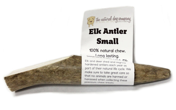 Elk Antler Chew - Small