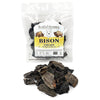 Bison Liver Chips - 4 oz
