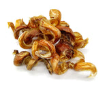 Assorted Curly Bully Sticks - 8 oz