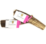 Royal Brown Deer Antler - Medium Whole