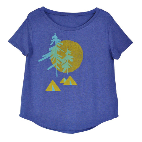 Camping Life Breezy Tee