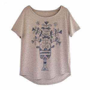 Bouquet Breezy Tee