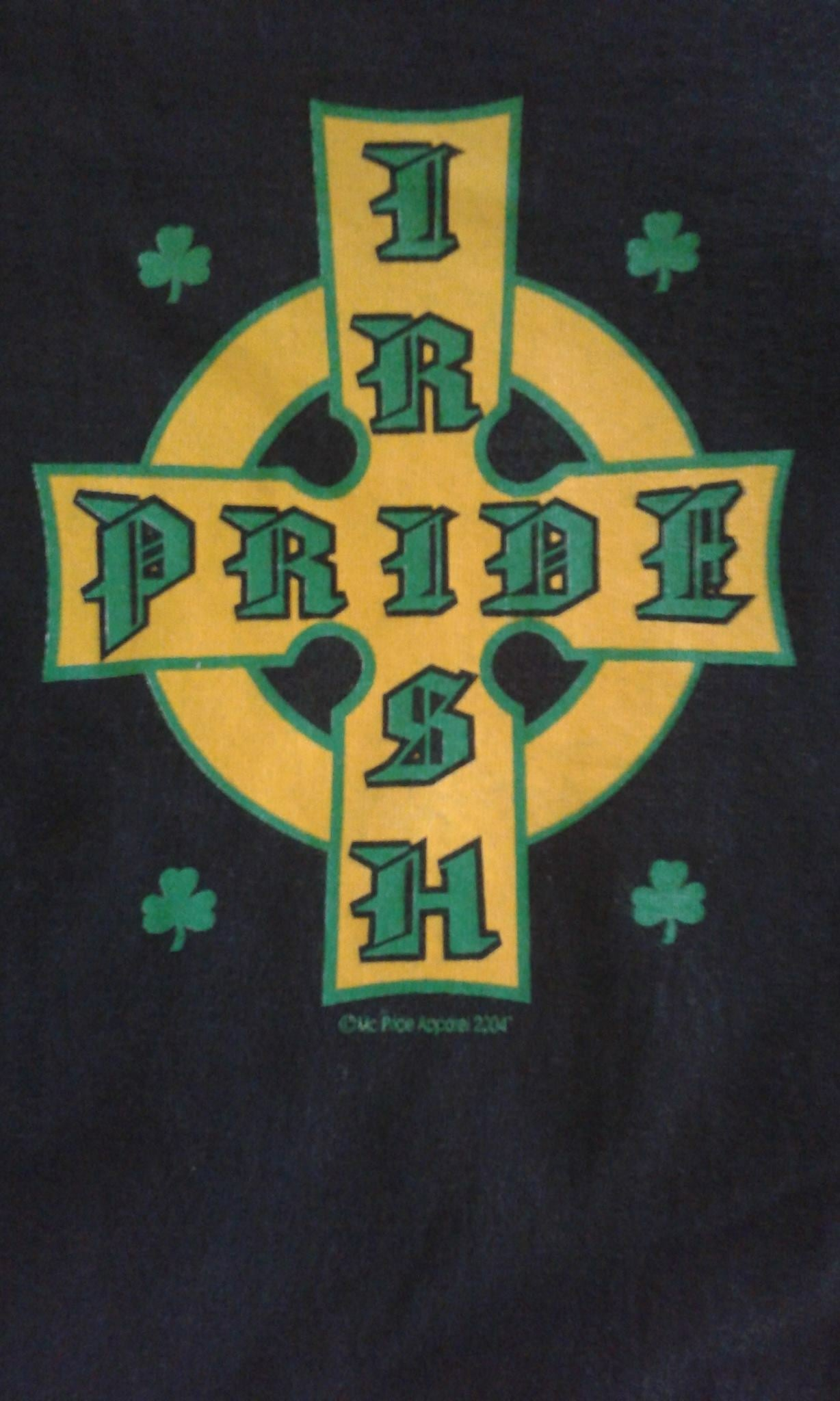 Celtic Cross (tee shirt)