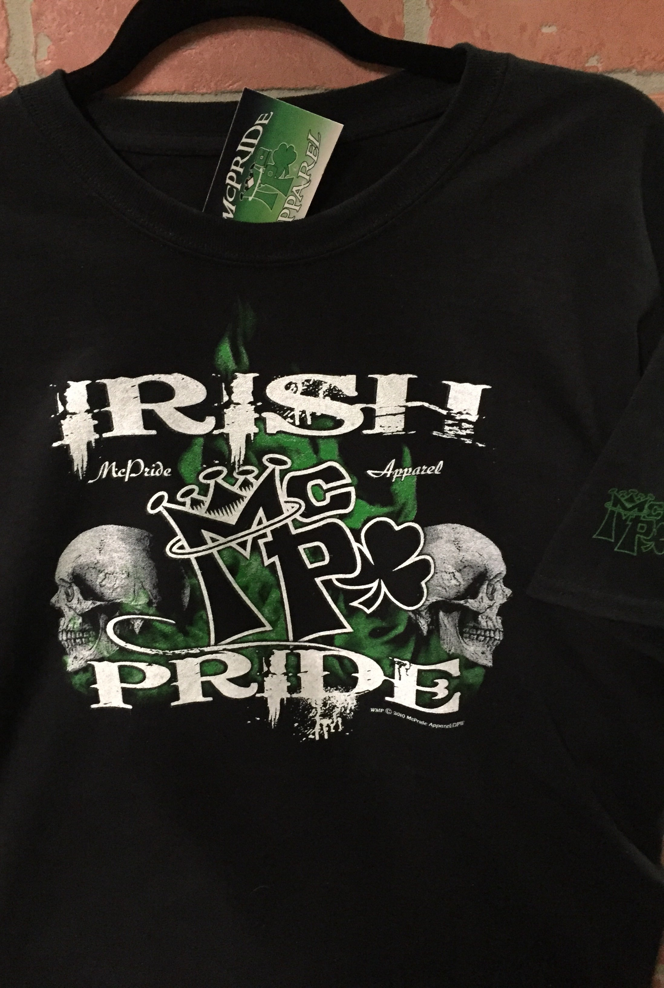 Irish Pride. (Tee shirt)