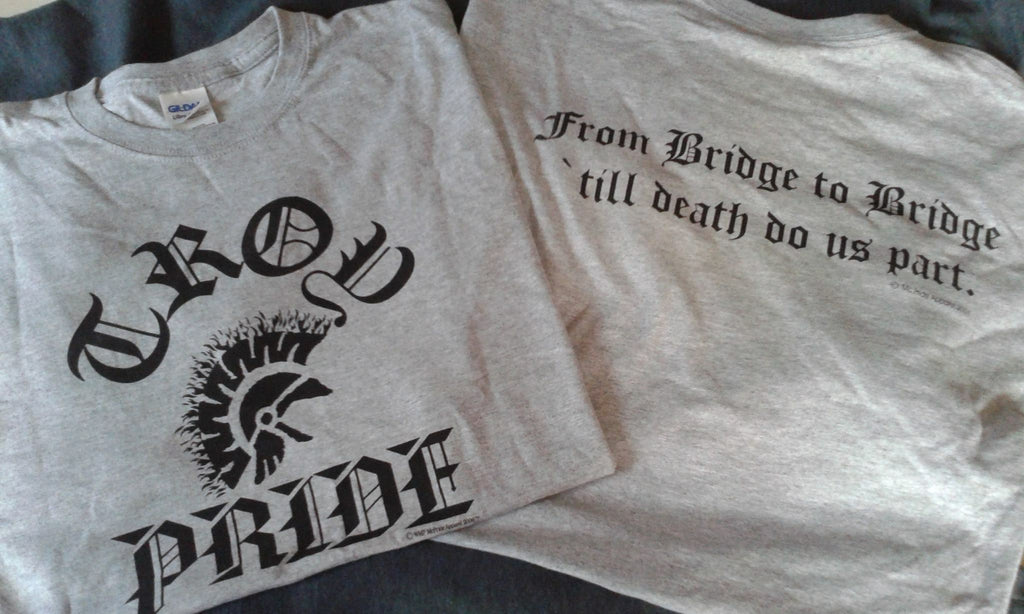 Troy pride (from bridge to bridge till death do us part)