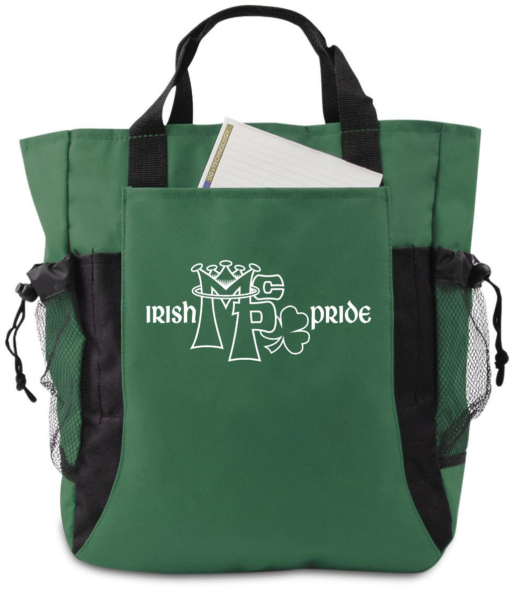 Irish pride (back pack style, tote bag)