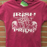 Women's Irish pride tee