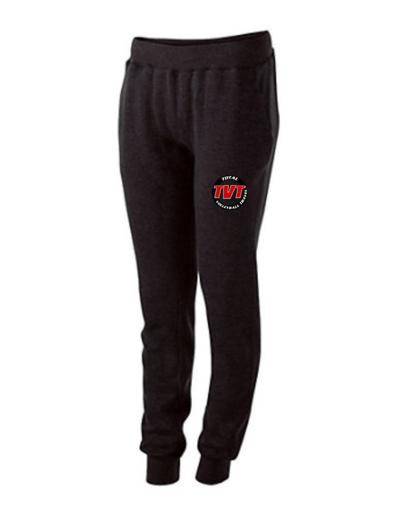 60/40 Ladies Fleece Jogger Holloway (Total Travel Volleyball)