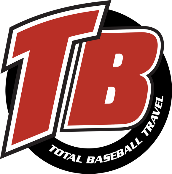 Total Baseball Car Decal