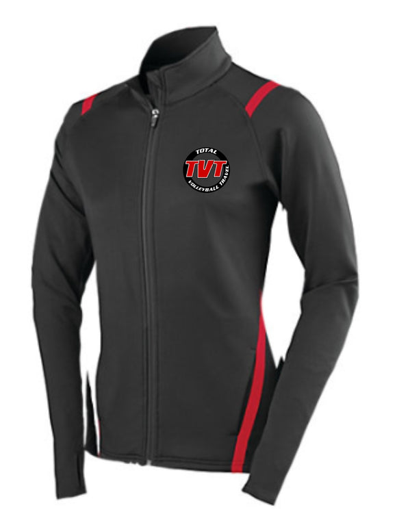 August Freedom Full Zip Jacket ( Total Travel Volleyball)
