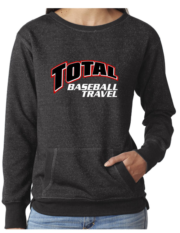 J America Glitter Crew (Total Travel Baseball)