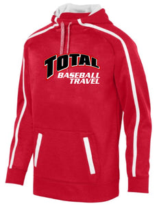 Stoked Tonal Heather Hoodie (Total Travel Baseball)