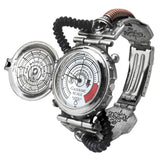 EER Steam-Powered Entropy Calibrator Watch