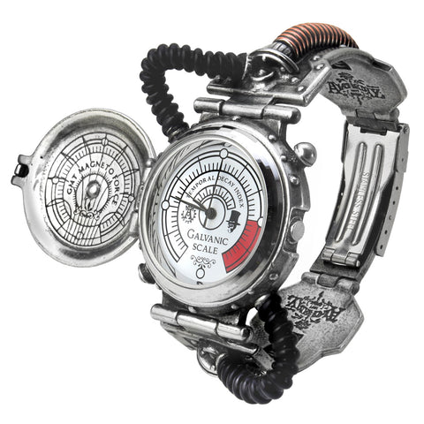 EER Steam-Powered Entropy Calibrator Watch - Goth Unite