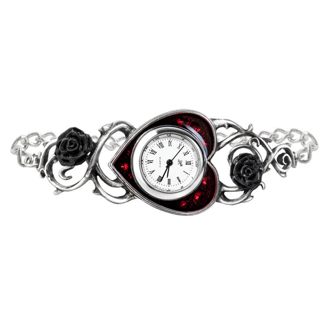 Bed Of Blood Roses Watch - Goth Unite