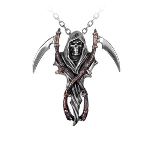 The Reapers Arms Pendant goth unite