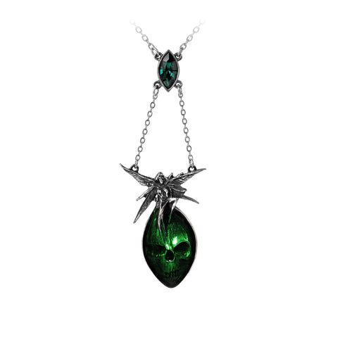Absinthe Fairy Necklace at goth unite