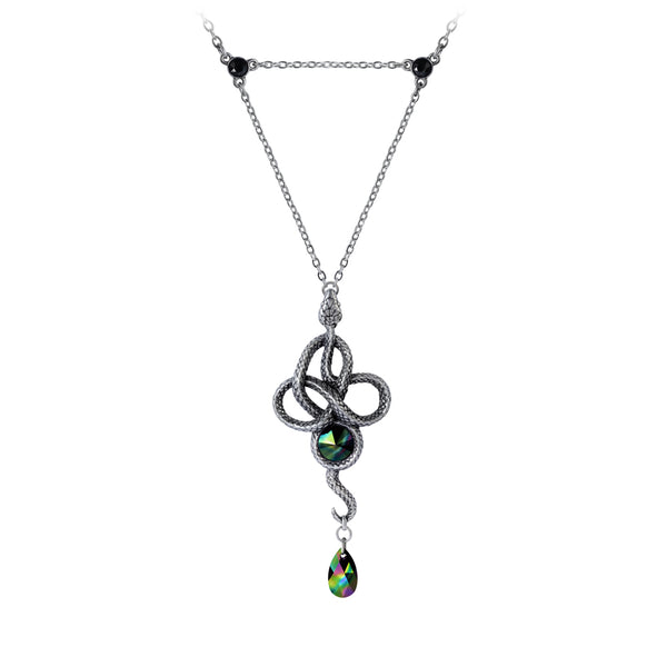 Tercia Serpent Necklace