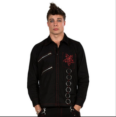 Mens Pentagram jacket