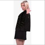 Black night delight jacket