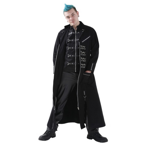 Dead threads night stalker trench coat