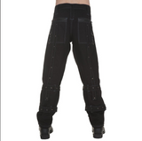 Black omen pants