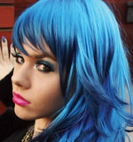 Coloring hair balsam - LagoonBlue