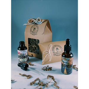 Beard Oil Set