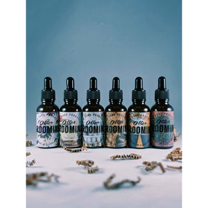 Bloom Beard Oil