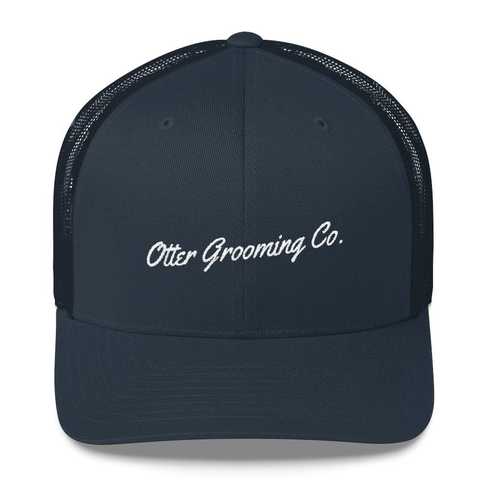 Otter Grooming Co. Trucker Hat