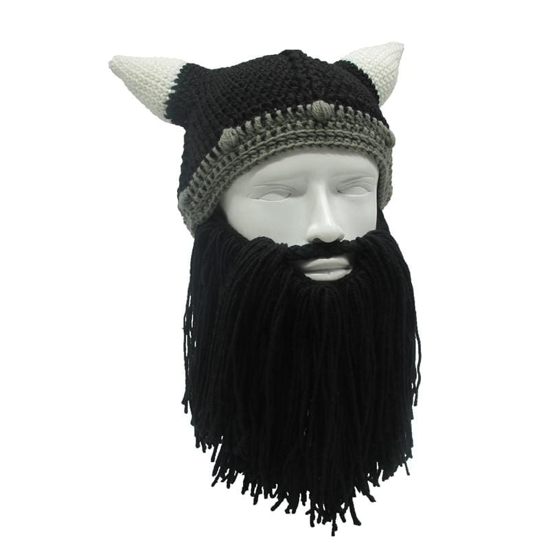 Viking Hat with Beard (Thor)