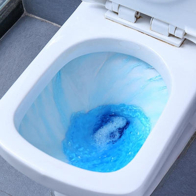 Automatic Bubble Toilet Cleaner -