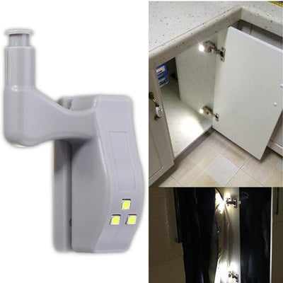 LED Cabinet Light 10 Pack -
