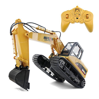 15-Channel RC Digger/Excavator -