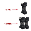 Rebound Spring Power Joint Knee Support - 1pc