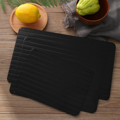 magical defrosting tray -