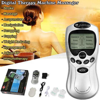 Smart Digital Therapy Machine Tens Unit -