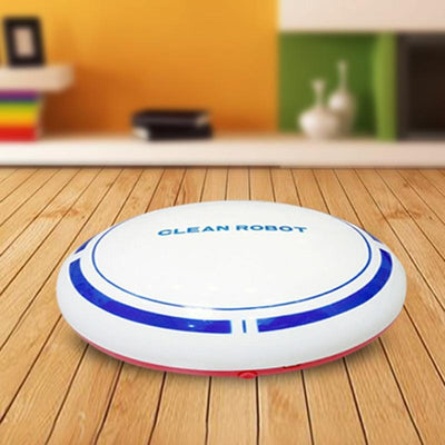 robot vacuum cleaner - White