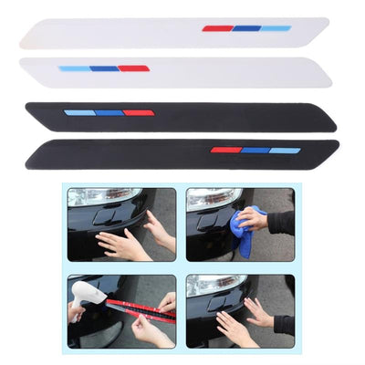 Car Anti-Scratch Protector Strip (4 Pcs) -