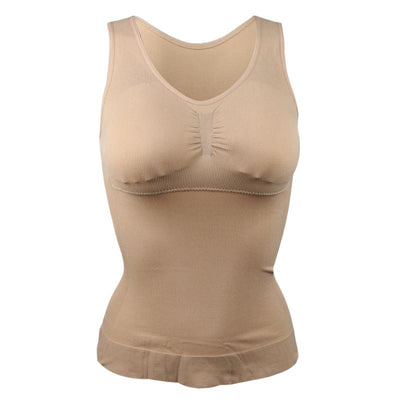 Plus Size Bra Tank Top for Women