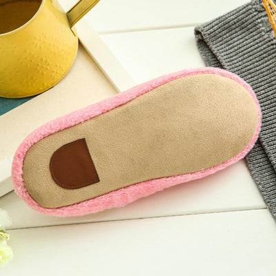 Candy Color Indoor Slippers -